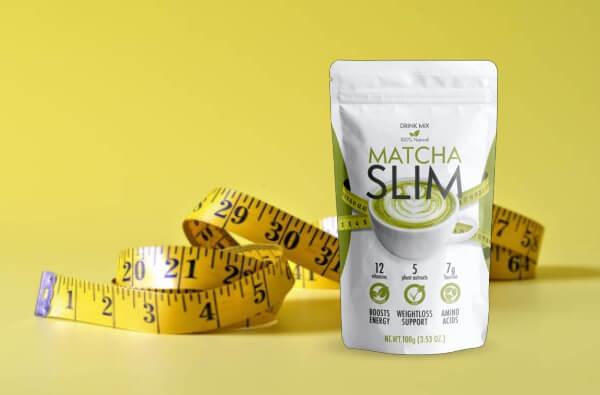 Wie funktioniert Matcha Slim